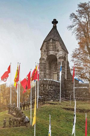 11.2021 | Morgartenschiessen & Gedenkfeier