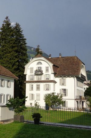 Guided tour – the manor houses of Schwyz