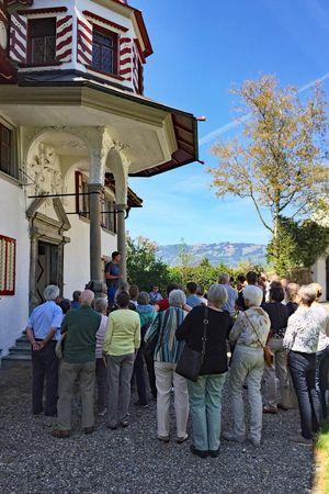 Führung – Herrenhaus Immenfeld mit Kapelle