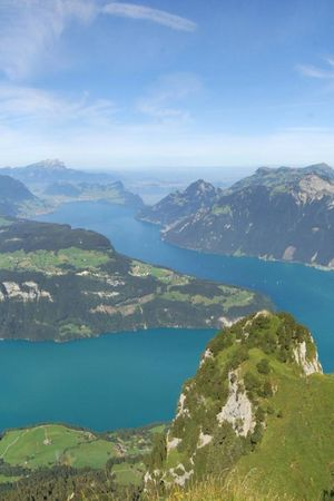 Active holidays in Central Switzerland