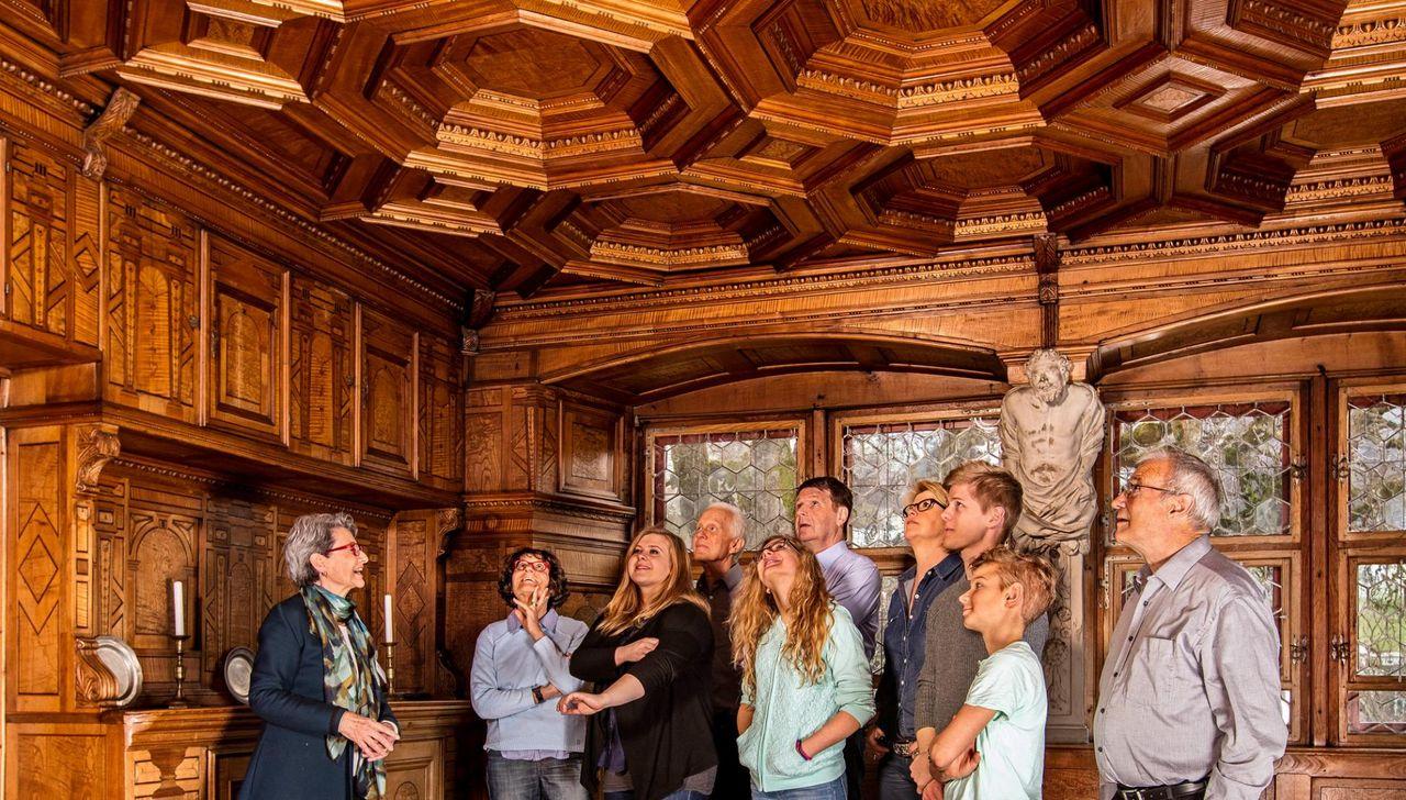 Guided tour – Schwyz Town Hall