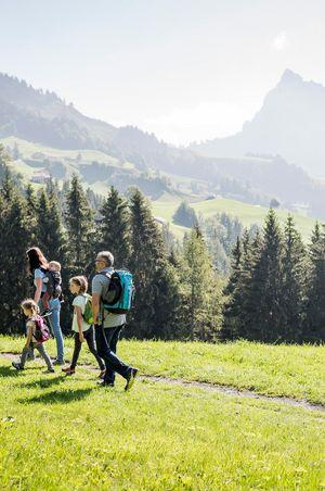 Adventure Region Mythen – hiking