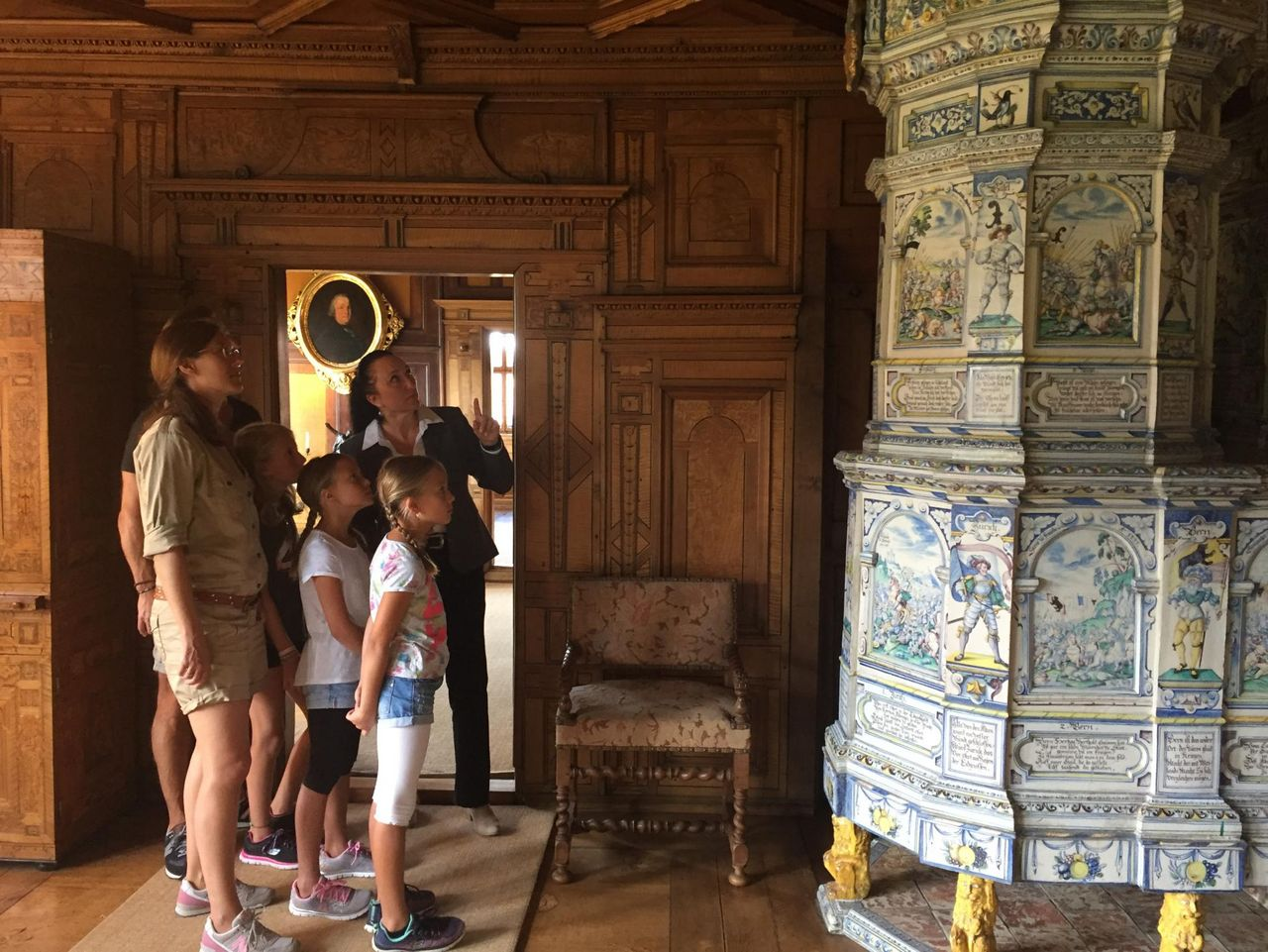 Guided tour – Ital Reding estate and the Bethlehem House