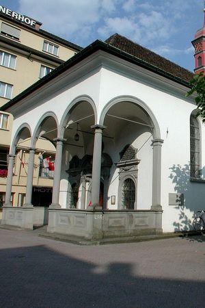 Kulturweg Brunnen