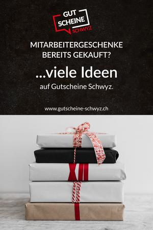 Buy Schwyz vouchers - support local businesses