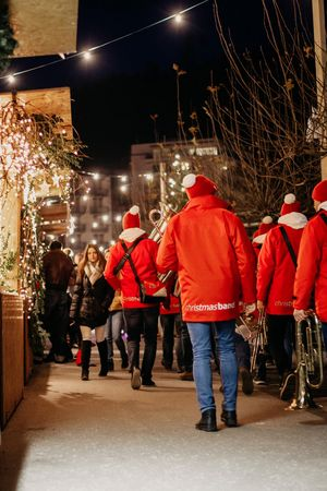 Weihnachtsmarkt am See, Brunnen – 26.-28.11.2021