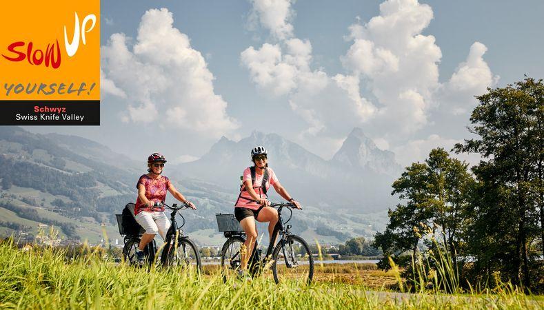 slowUp yourself! Schwyz - Swiss Knife Valley