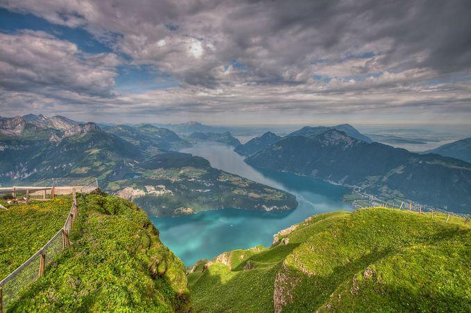 Tell Trail stage 2: Muotathal - Brunnen