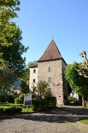 Archivturm & Metzghofstatt