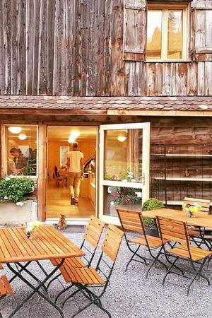 Bergrestaurant Blüemlisberg, Schwyz