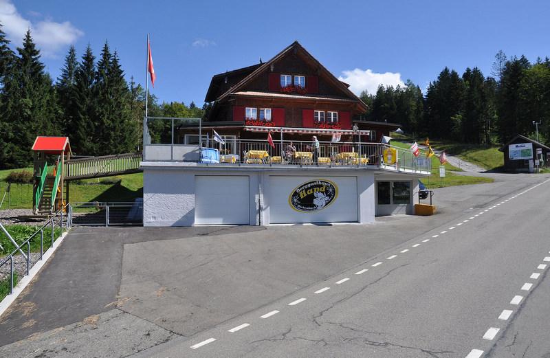 Berggasthaus Hand - Schwyz-Rickenbach