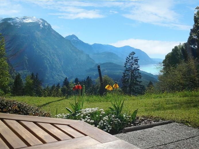Ferienwohnung Panoramablick - Schwyz-Rickenbach