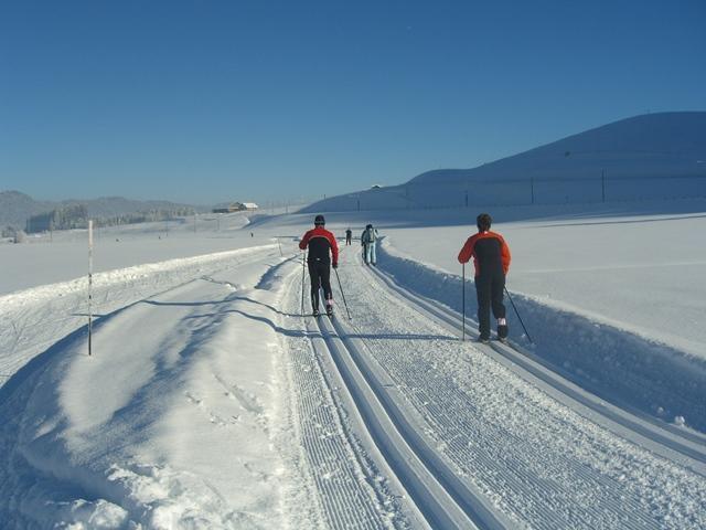 Finnenloipe Rothenthurm 11km