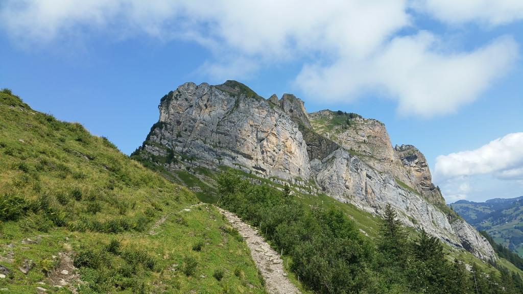 Fronalp Tour - SchweizMobil Route 801
