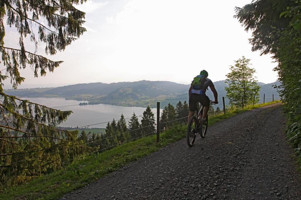 Hummel-Tour - SchweizMobil Route 970