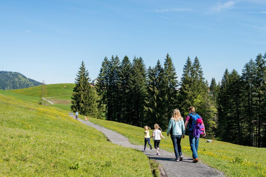 Mythen round walk