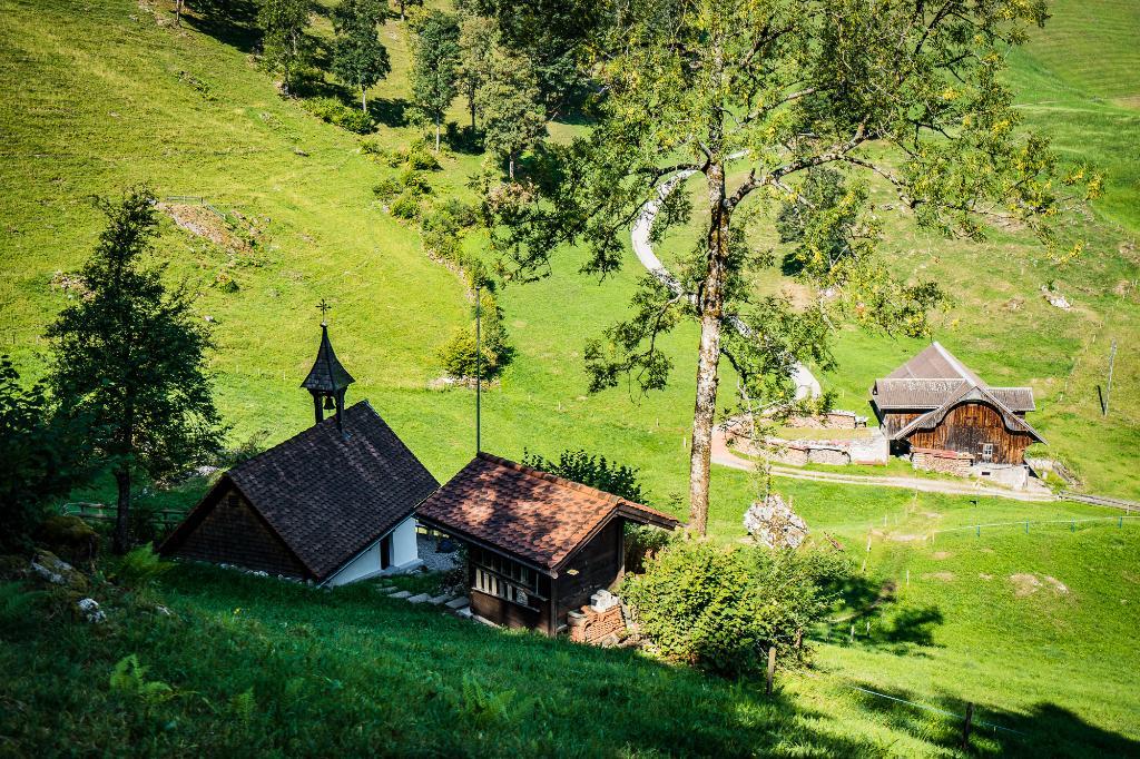 Waldstätterweg Etappe 4: Luzern - Alpnachstad