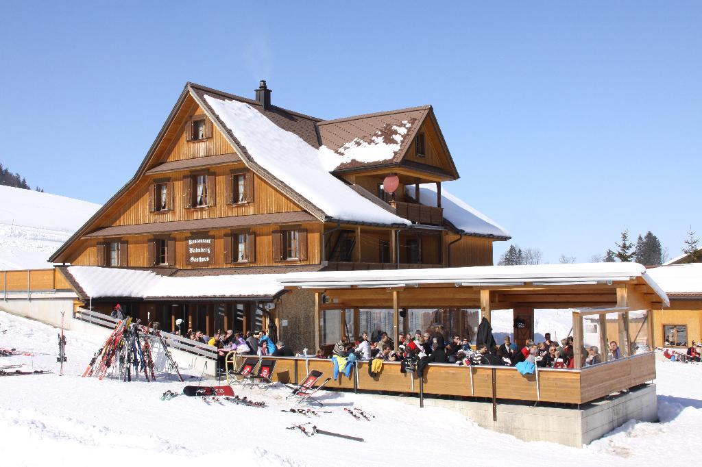 Gasthaus Restaurant Balmberg mit Mosi-Bar