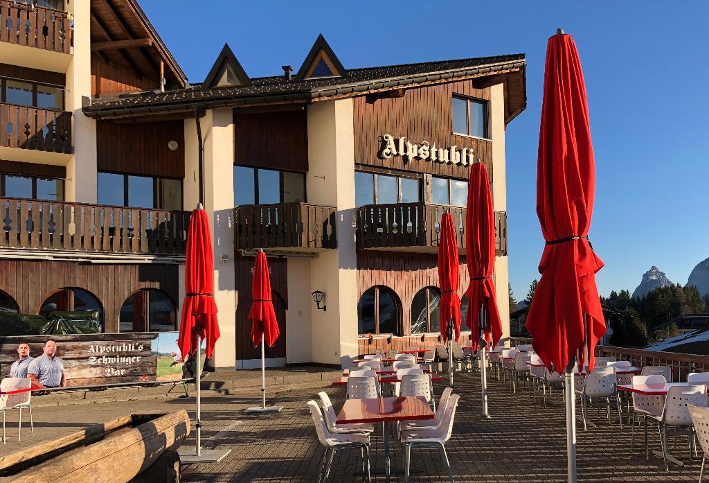 Hotel/Restaurant Alpstubli