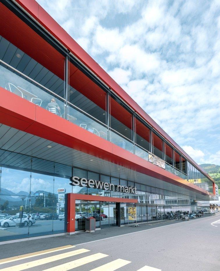 Seewen Markt shopping centre