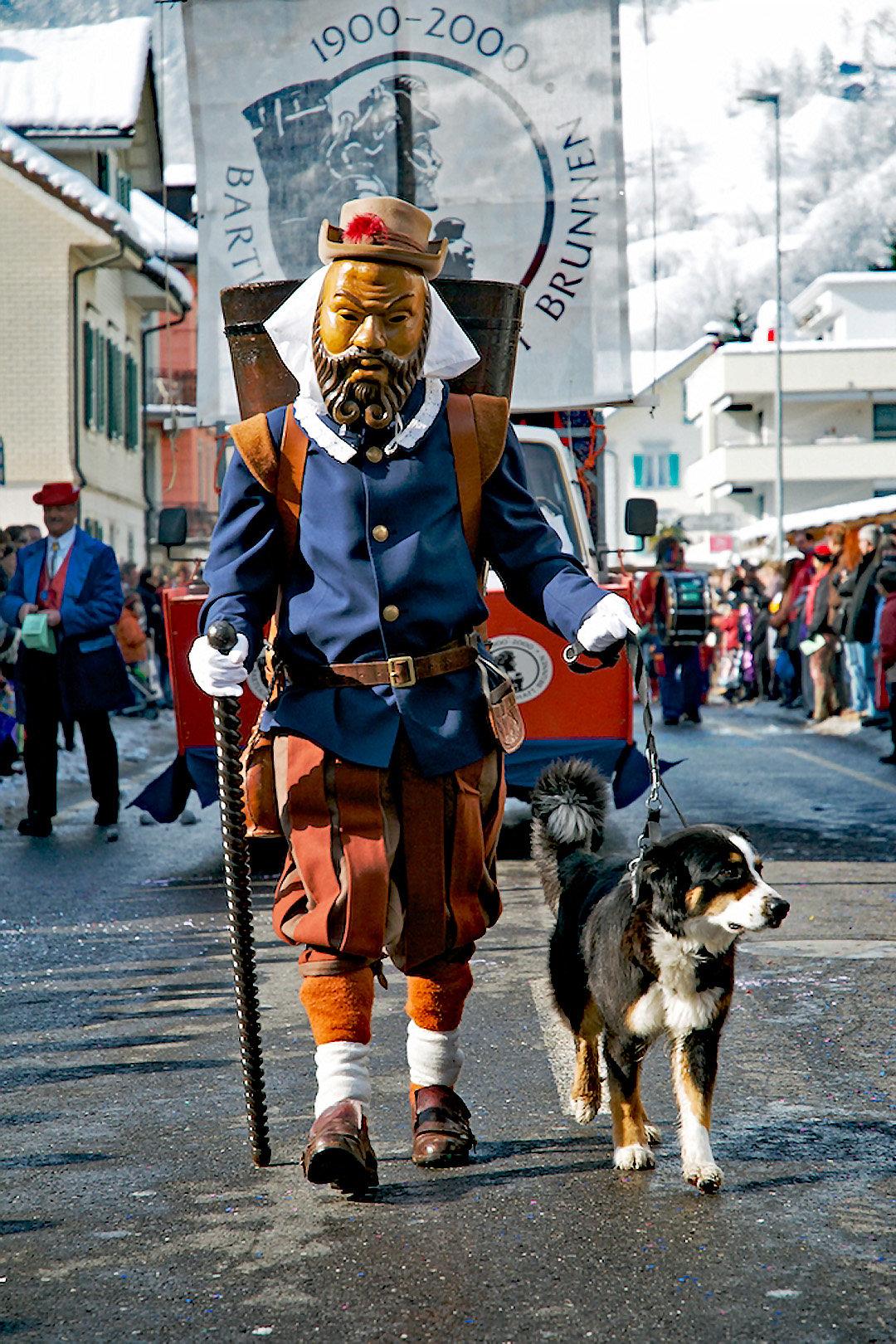 Brunner Fasnacht carnival