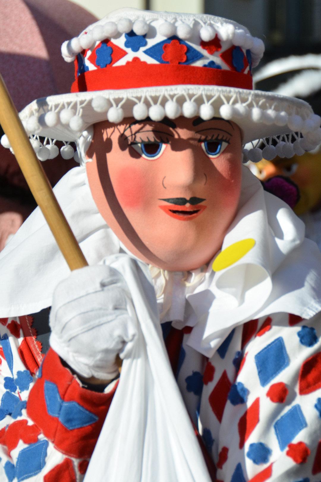 Schwyzer Fasnacht carnival