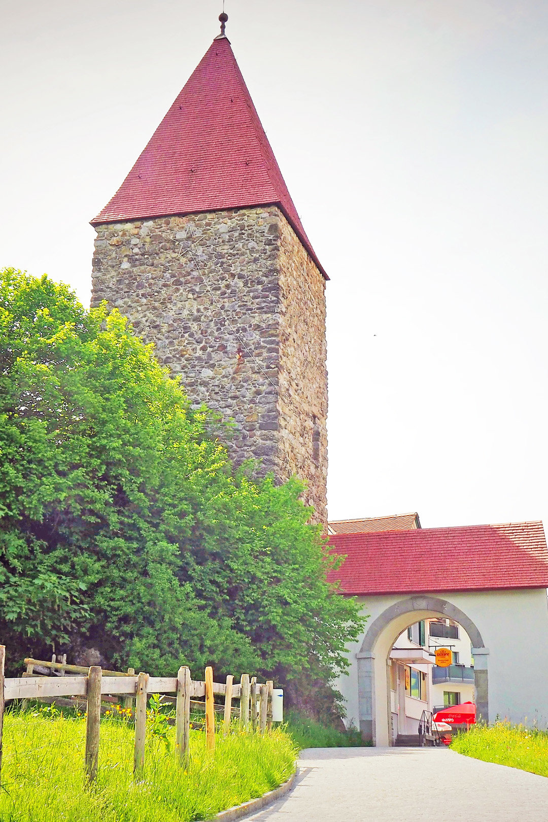 Letziturm tower