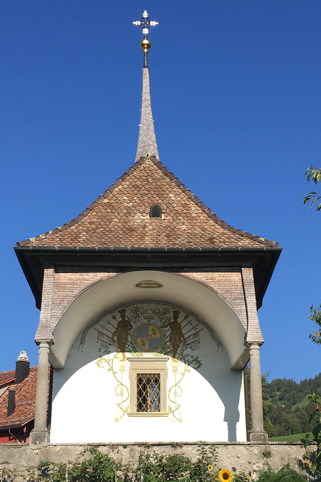 Loreto Chapel in Biberegg