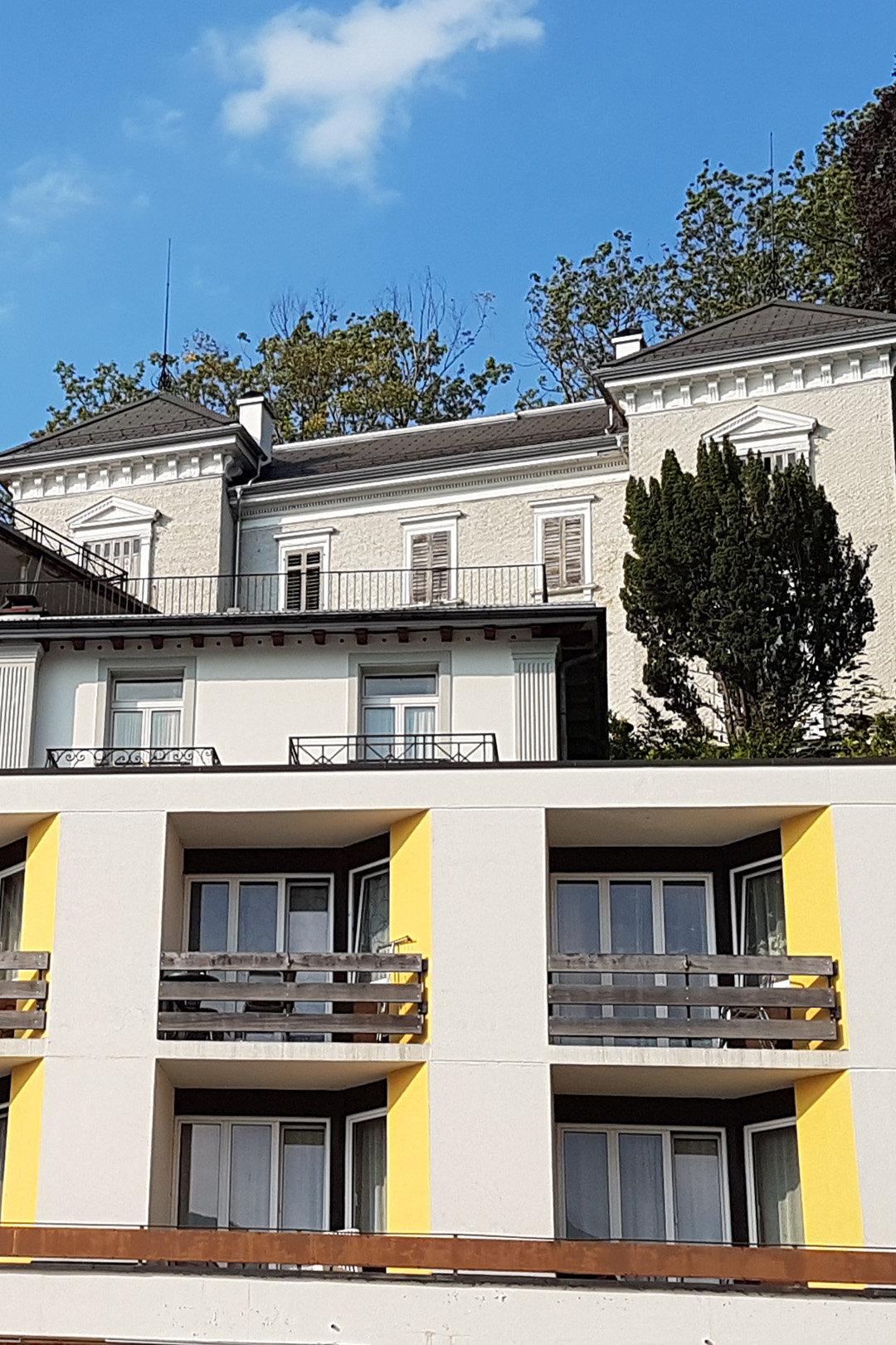 Schoeck Villa and the Othmar Schoeck Memorial