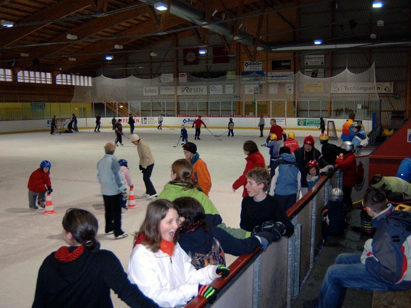 Zingel Ice Skating Rink